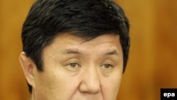 Temir Sariev was among the first to declare his intentions.