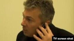 Russia/Uzbekistan - Kokini Eric, a French businessman, 29 January 2014.