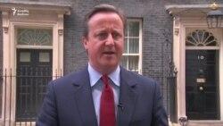 David Cameron istefaya gedir