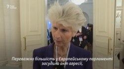 Євродепутатка розповіла про можливе розширення санкцій щодо Росії – відео