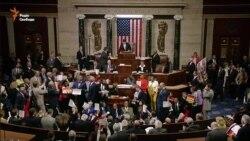 Безпрецедентні сцени в Конгресі США: демократи протестують (відео)