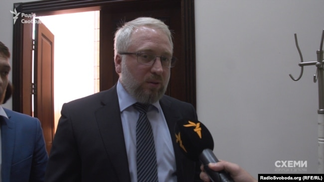 Голова НАЗК Олександр Мангул пояснює, чому досі немає результатів перевірки декларацій Андрія Павелка