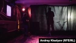 Квашонкин на сцене (взгляд из-за кулис)