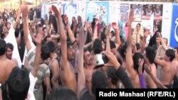 Muharram security in Khyber Pukhtonkhwa
