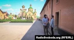 Лусварги в монастыре