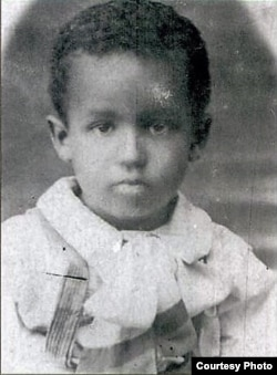 Yosif Stalin Kim Roane at around age 5/6