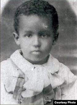Yosif Stalin Kim Roane at around age 5/6