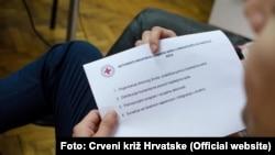 Foto: Crveni križ Hrvatske