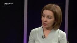 Maia Sandu: Cea mai mare problemă este că acei care fură nu sunt pedepsiți