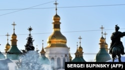 Киев. Собор Святой Софии