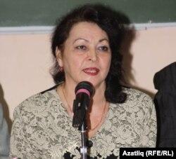 Фәния Габидуллина