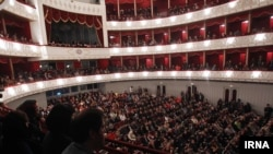 مراسم اختتاميه جشنواره موسيقی فجر