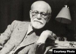 Sigmund Freud, 1938-ci ildə.