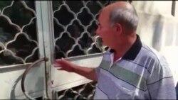 """""""Qapını üzümüzə bağladılar"""""""