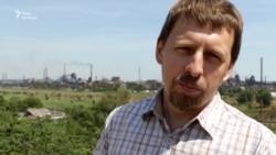 Максим Бородін про вимірювання забрудненості в Маріуполі