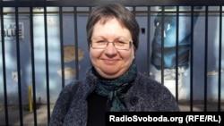 Історик Оксана Юркова
