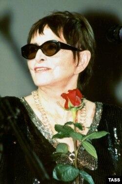 """Вера Хитилова на фестивале """"Кинотавр"""" (2002)"""