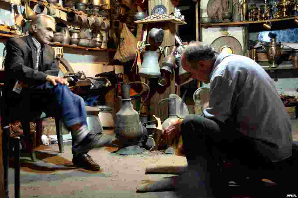 In Azerbaijan, An Ancient Art On The Wane #14