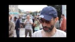Омск. Сибиряки о расправе над Навальным и ситуации в Росии