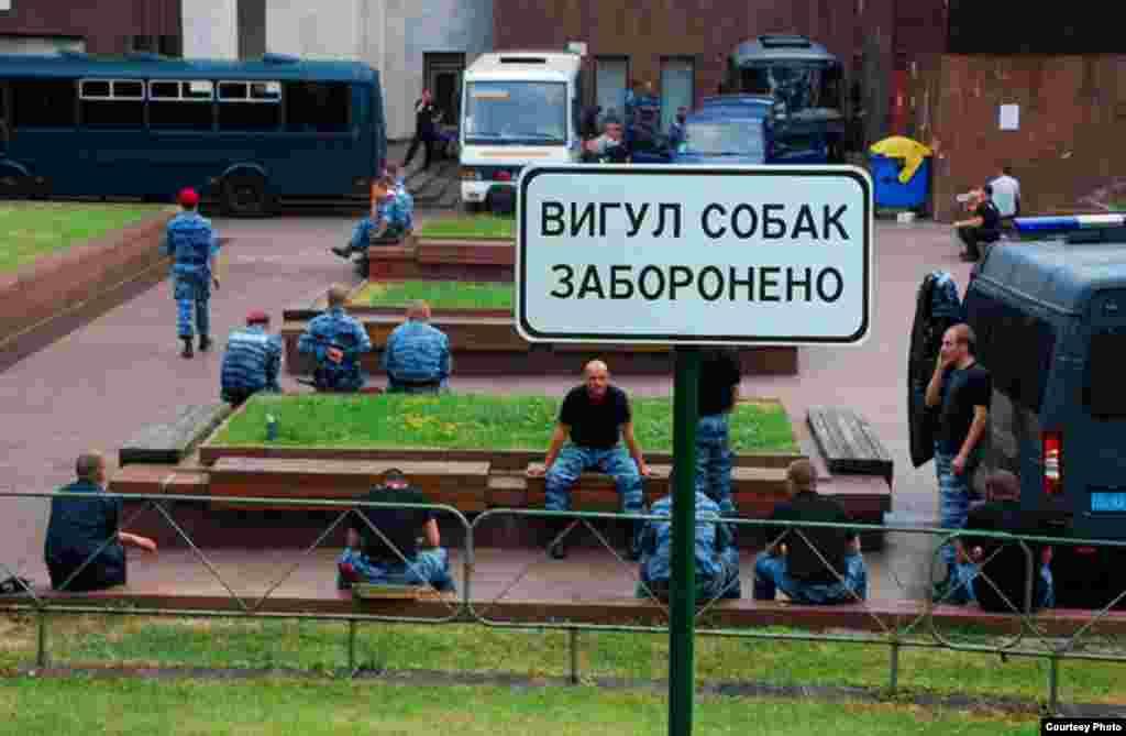 Фотоочерк Юрия Барабаша