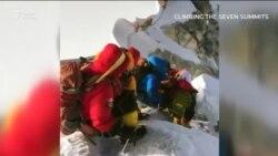 В смертях на Эвересте виноваты переполненость и нехватка опыта