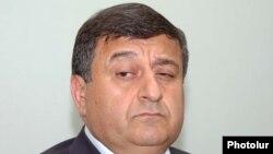 Депутат Националдьного Собрания (АНК) Гагик Джангирян