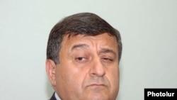 Armenia - Gagik Jhangirian, Armenian opposition activist, former Deputy Prosecutor-General, Undated