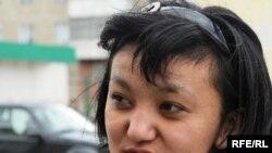 Гульжан Жумабекова, жительница поселка Актау Карагандинской области.