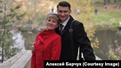 Алексей Берчук с супругой Анной