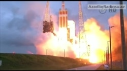 "8-9.Kosmos-2014 İnsanı Marsa aparacaq ""Orion"""