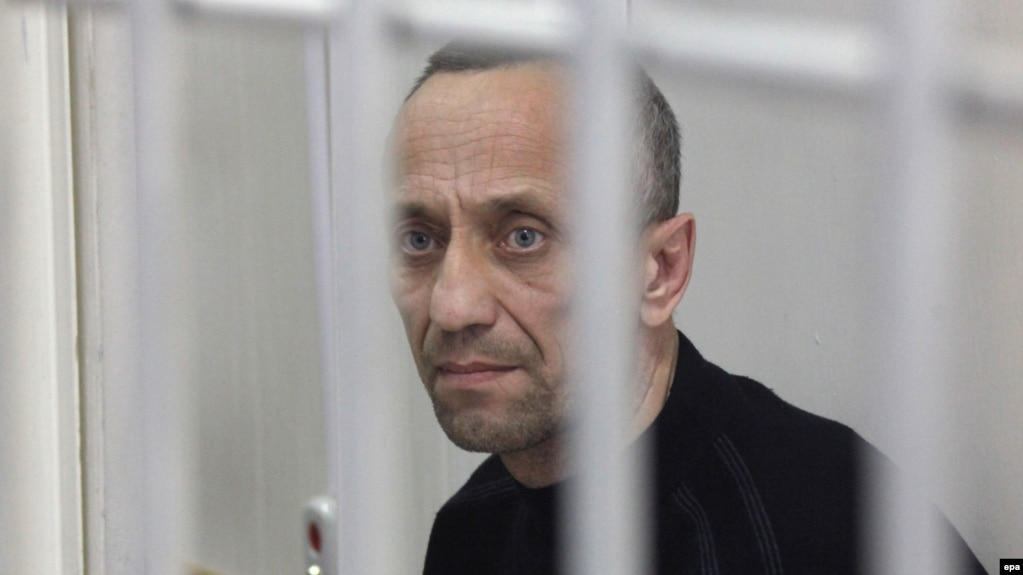 Angarsk Maniac': Russia's Serial-Killer Cop Gets Second Life