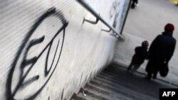Grafit protiv EU u Beogradu