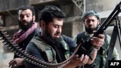 Pobunjenici u Siriji