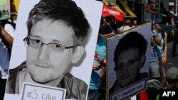 Edward Snowden - foto ilustruese