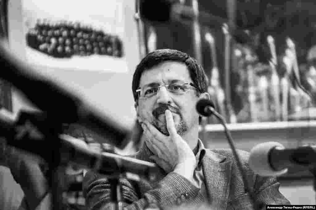 Гасан Гусейнов. Фото А.Тягны-Рядно