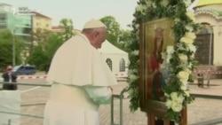 Pope Francis Visits Bulgaria
