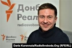 Олександр Данилюк, керівник Центру оборонних реформ