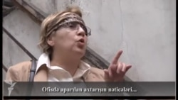 Leyla Yunusun ofisində və mənzilindəki axtarışın nəticələri