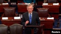 Лідер республіканської більшості в Сенаті Мітч Макконнелл