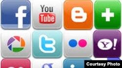 علامات مواقع للتواصل الإجتماعي