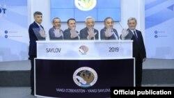 Марказий сайлов комиссияси, 20 сентябрь, 2019 йил