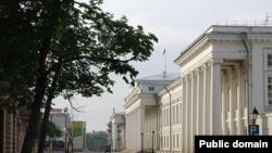 Казан федераль университеты бинасы