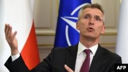 НАТО бош котиби Йенс Столтенберг.