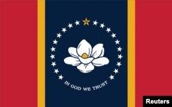 Nova zastava Misisipija