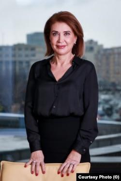 Directorul general al PAID, Nicoleta Radu