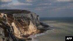 Litice u Doveru na jugu Engleske
