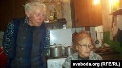 Анатоль Шапялевіч і Любоў Ковалева