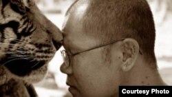 Дружба священнослужителя с тигром – отдельная история