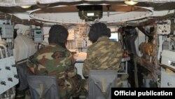 Ադրբեջանական զինուժի հրետանավորներ, արխիվ