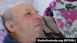 Віктор Толстой, пацієнт авдіївської лікарні